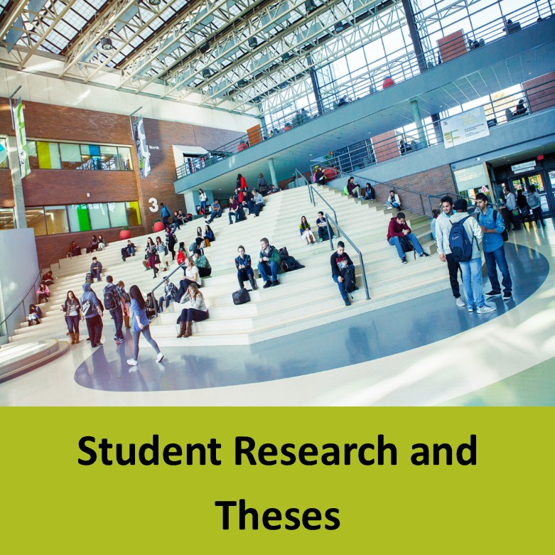 Student Research and Student Undergraduate Theses